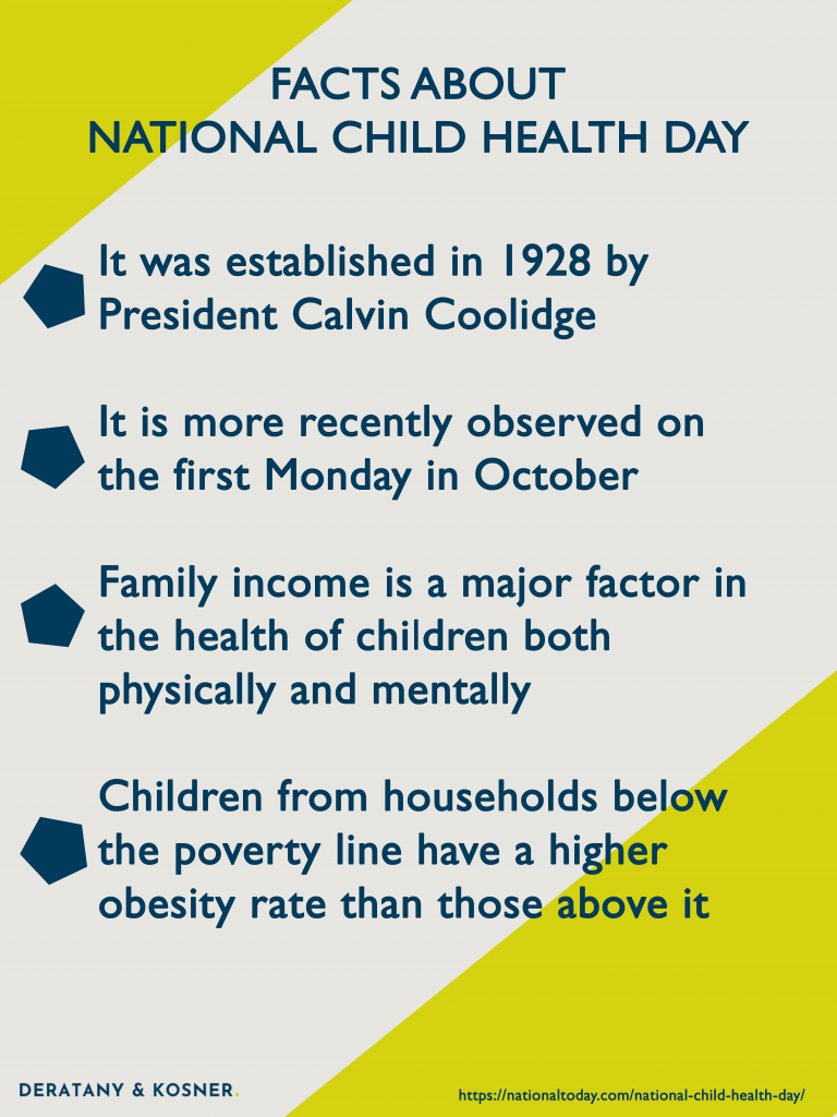 Facts About National Child Health Day
