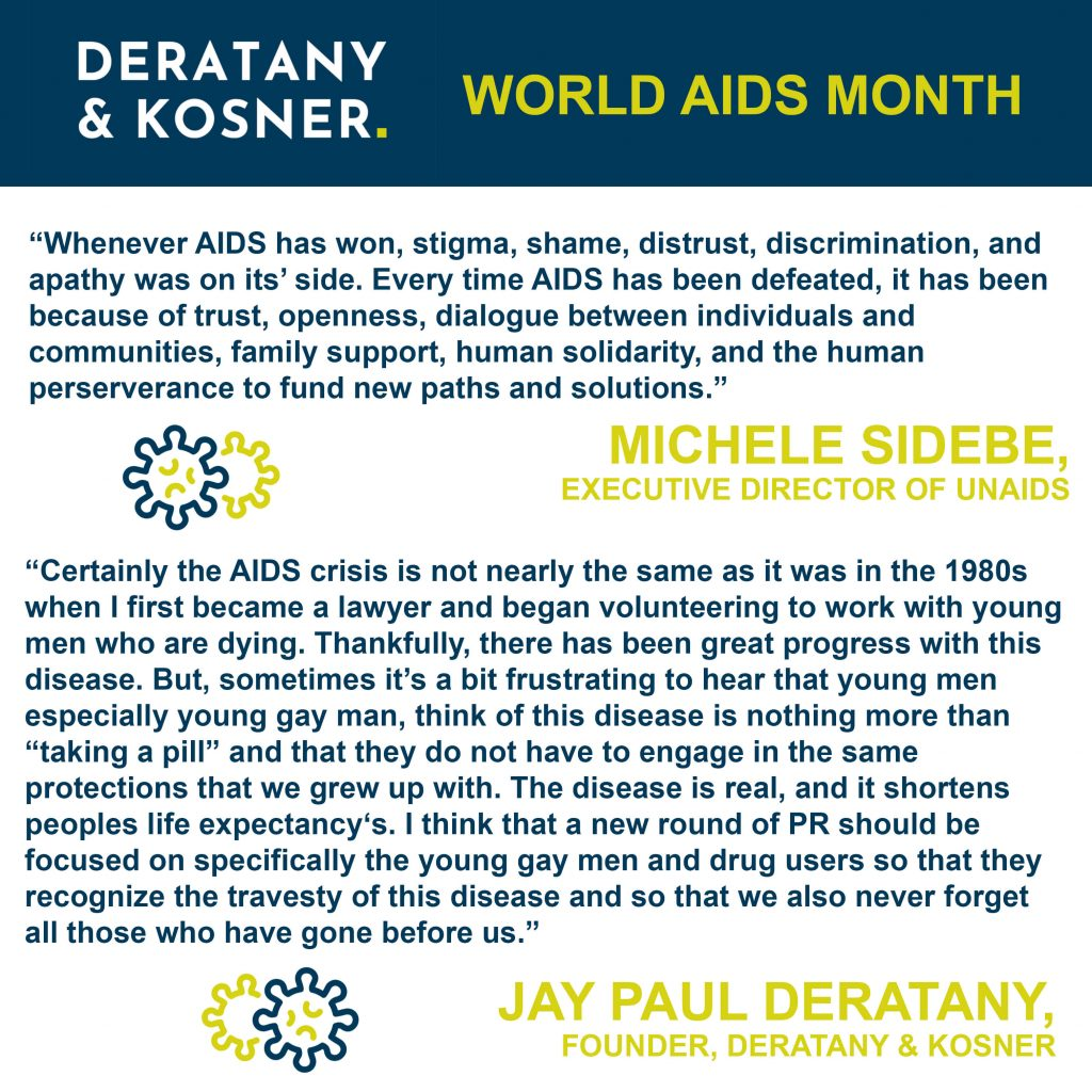 World AIDS Month – Quotations